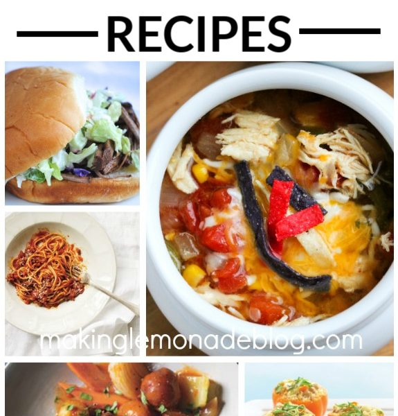 20 easy and delicious slowcooker recipes for busy weeknights! #slowcooker #crockpot #comfortfood