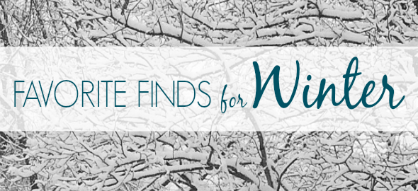 Favorite Finds: Winter 2014 Edition