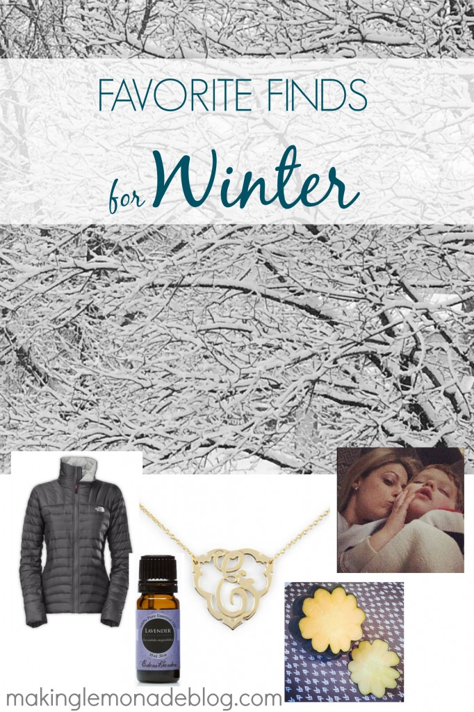 Favorite Finds for Winter