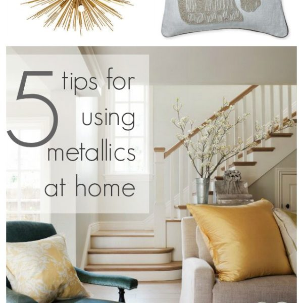 Mixed Metallics Home Decor : How to Mix Gold, Silver, Copper and Bronze for a SHOWSTOPPING look! www.makinglemonadeblog.comMixed Metallics Home Decor : How to Mix Gold, Silver, Copper and Bronze for a SHOWSTOPPING look! www.makinglemonadeblog.com