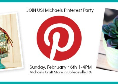 Save the Date: Join me for a Pinterest Party!