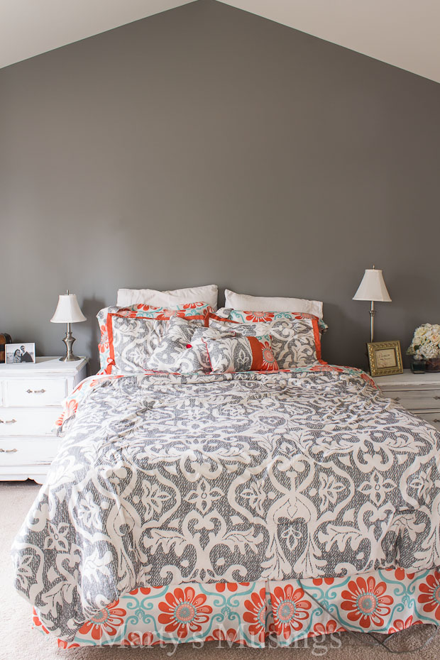 Wall Colour Inspiration: Beautiful Bedrooms: Master Bedroom Inspiration