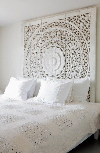 Beautiful Master Bedroom Ideas: Gorgeous Neutral Bedroom Inspiration via www.makinglemonadeblog.com