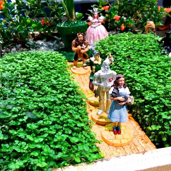 Garden Inspiration Philadelphia Flower Show 2014 Making