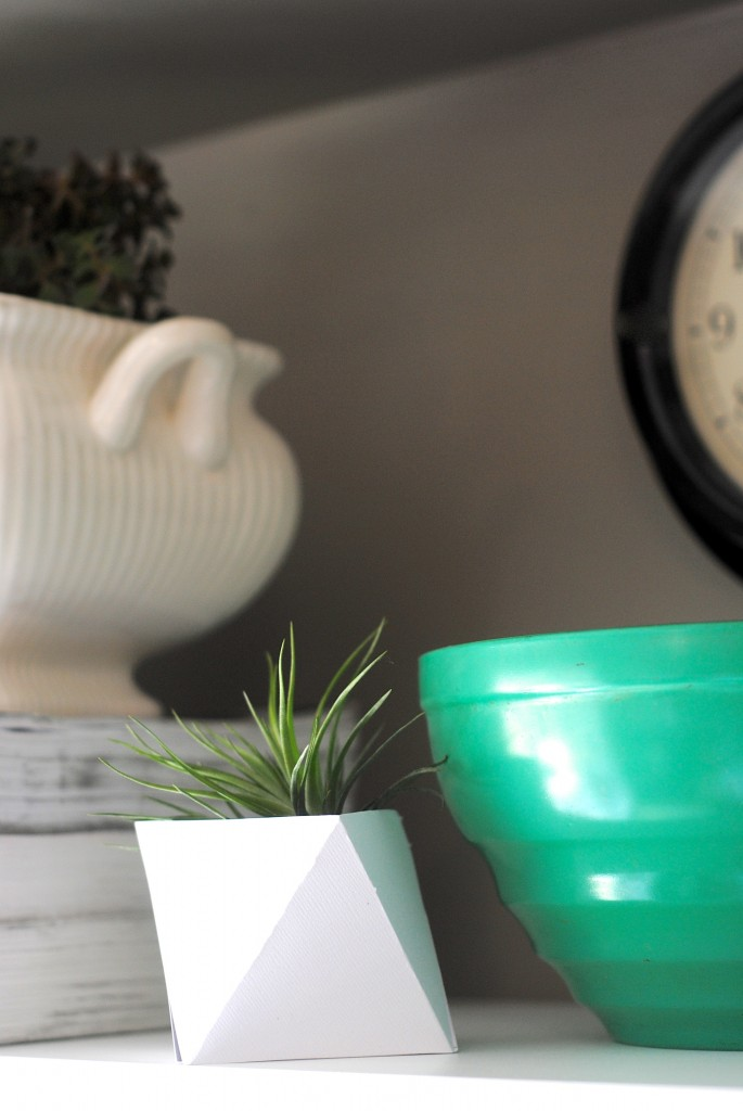 The Little Geometric Planter That Could Free Printable Making Lemonade