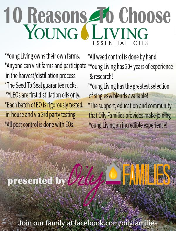 Young Living Essential Oils: A Road to Healthy Living!