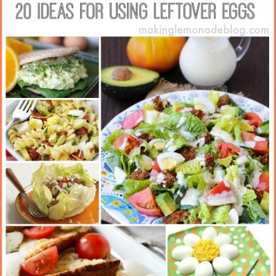 20 Delish Hard-Boiled Egg Ideas and Recipes