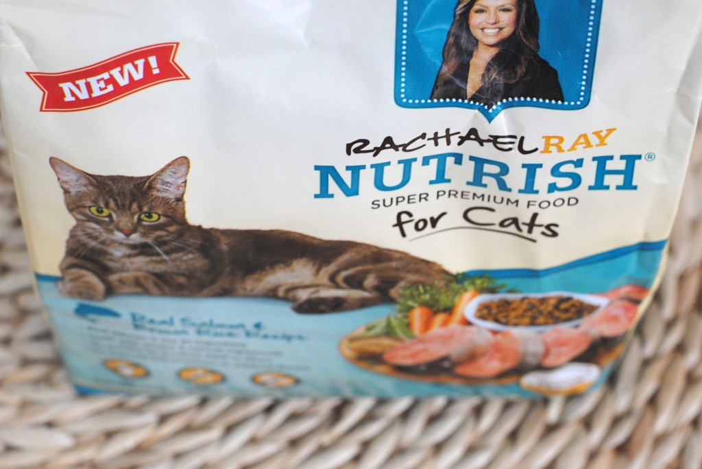 Pet Adoption, Nutrish for Cats and Rachael Ray