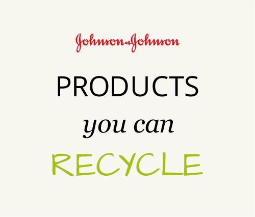 Johnson & Johnson Recycling