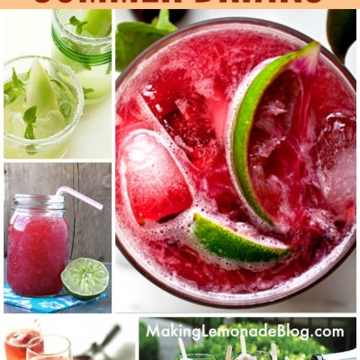 25 Refreshing Summer Drink Recipes