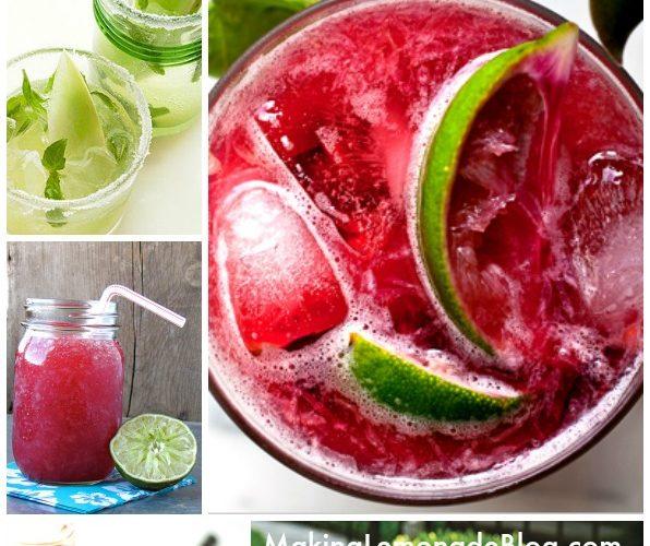 25 Best Summer Cocktails & Drinks #cocktails #summer #recipes www.makinglemonadeblog.com