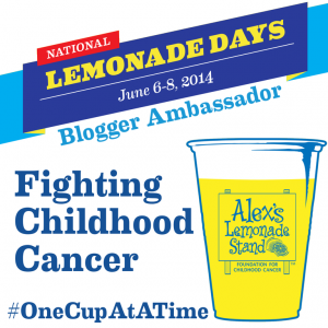 Alex's Lemonade Stand #OneCupAtaTime