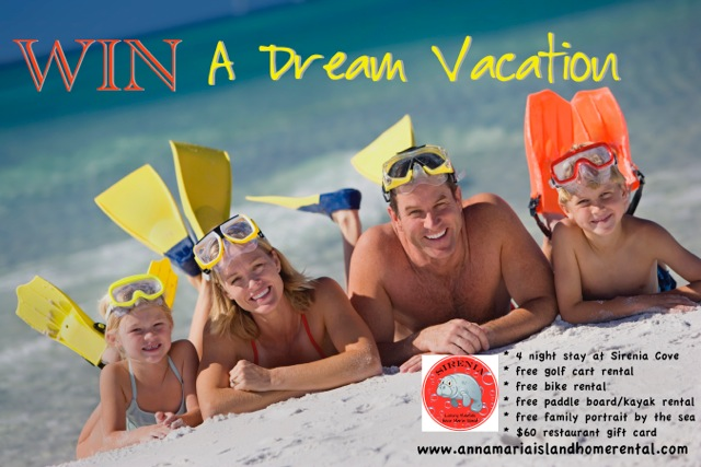 Win a dream vacation