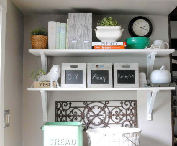 budget friendly modern white kitchen renovation home tour