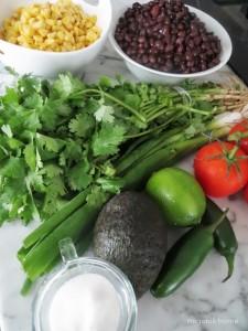 Black Bean Salad {Summer Salad Series}