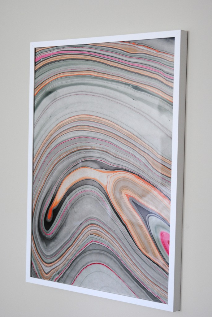 Wall Art Glass Framed : Framed paper it s a thing and amazing making lemonade
