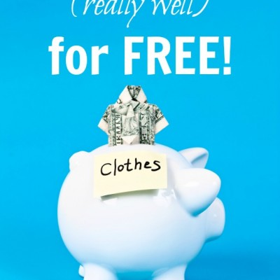 How I Get GREAT Kids' Clothes for practically FREE! {Back to School}