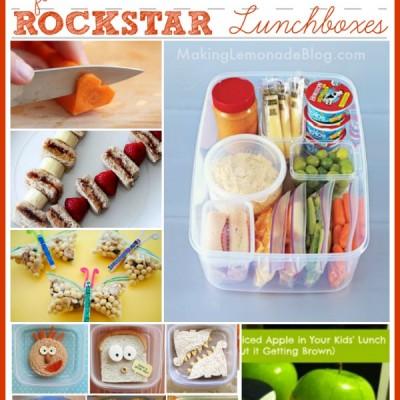 Timesaving Food Hacks for a Rockin' Lunchbox {Back to School}
