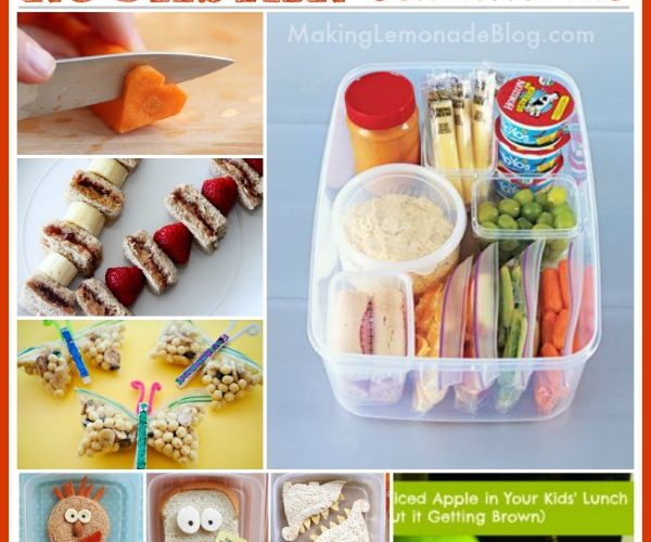 AMAZING timesaving food hacks that'll rock your lunchboxes; number 3 and 8 are so CLEVER! #backtoschool #kids
