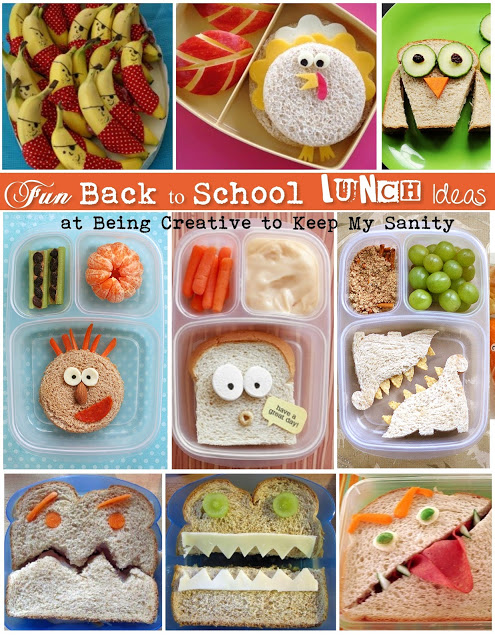 Timesaving Food Hacks For A Rockin Lunchbox Back To