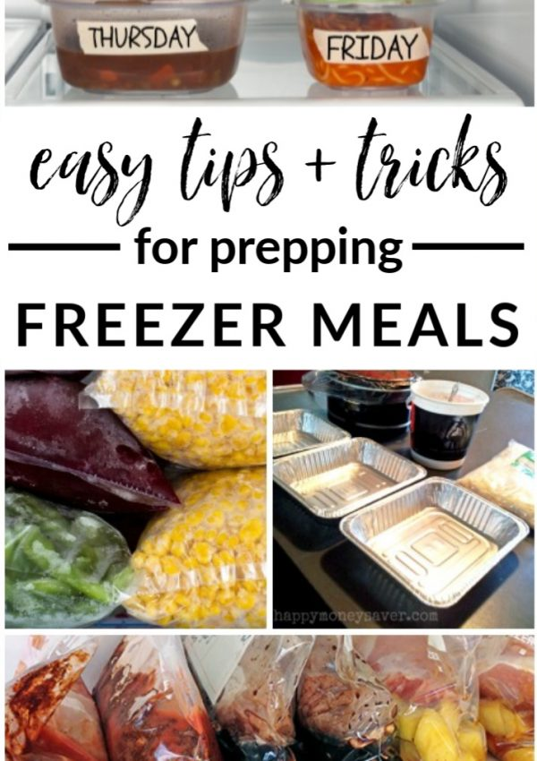 EVERYTHING You Need to Know About Freezer Meals