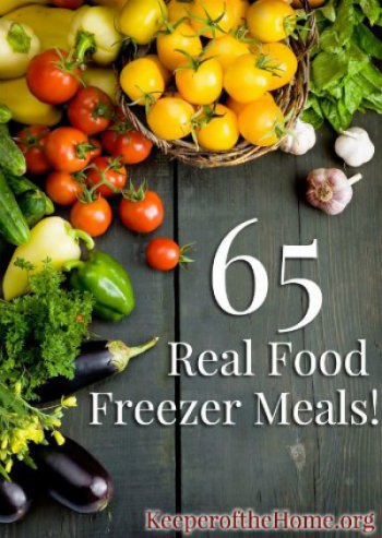 EVERYTHING you need to know about freezer cooking! Tips, recipes, lists, and more! #freezercooking