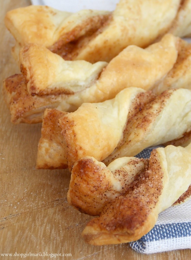 A quick and easy rough puff pastry recipe for deliciously crispy flaky buttery puff pastry that you can make from scratch in 30 minutes