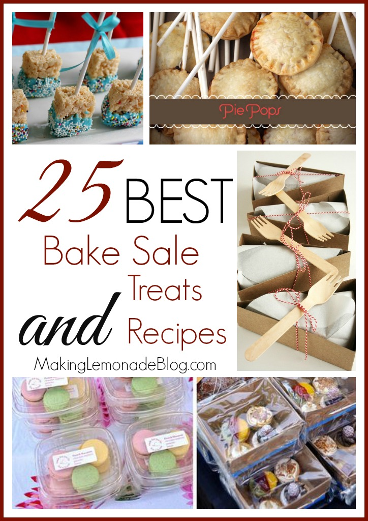 bake sale recipes cooking light