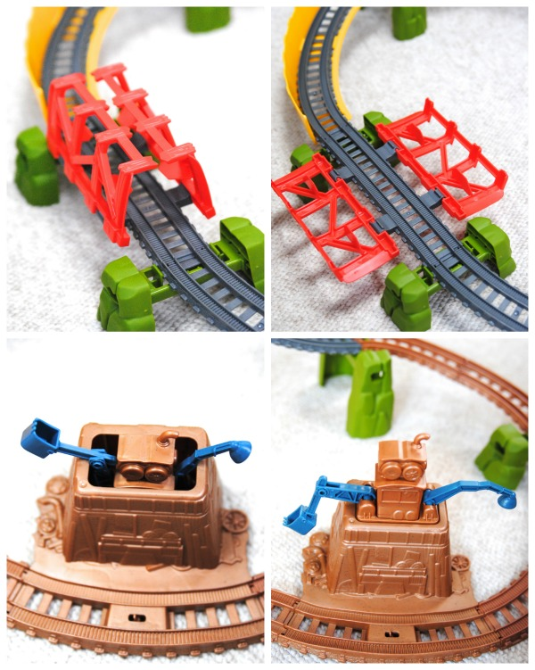 thomas and friend trackmaster tale of the brave