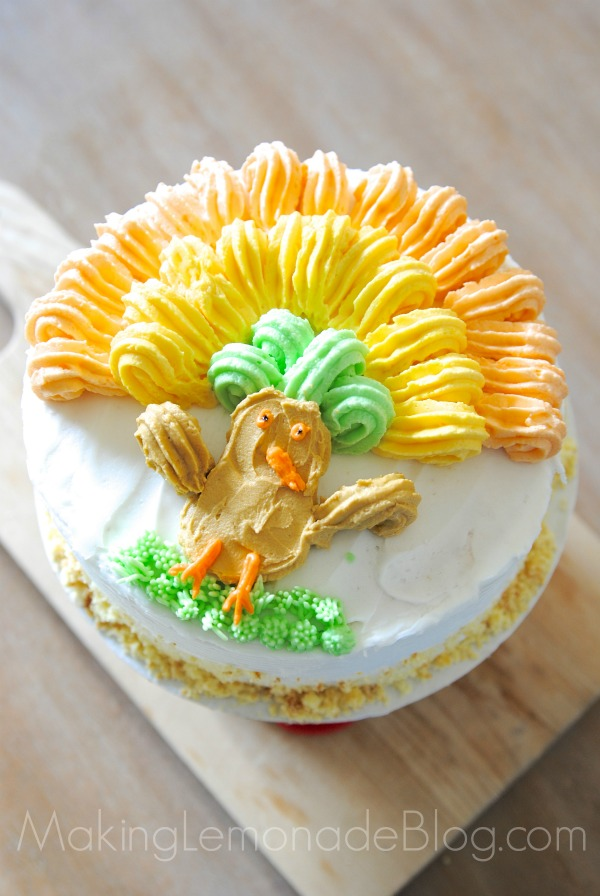 Cake Decorating Made Easy amp Thanksgiving Idea