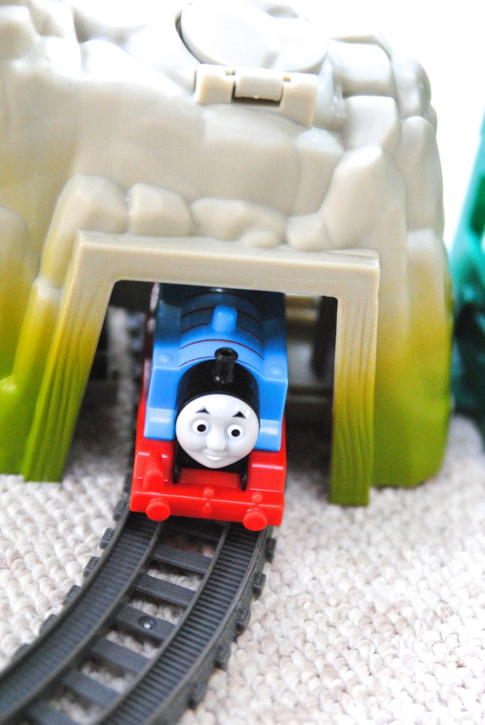 thomas and friends toy review trackmaster