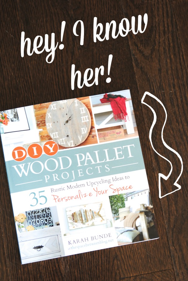 Wood Book Cover Diy : Diy wood pallet projects book review and giveaway