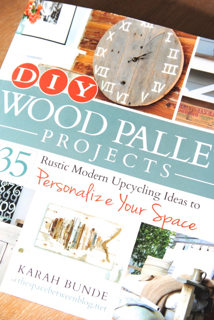 Diy Wood Pallet Projects Book Review And Giveaway on Wood Pallet Outdoor Furniture