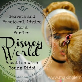 Visiting Disney World with Kids