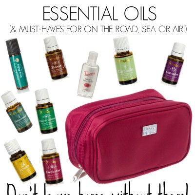 How to Travel with Essential Oils (and the BEST OILS for your NEXT TRIP!)