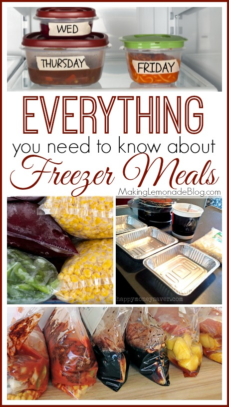 Best Posts of 2014: EVERYTHING you need to know about freezer meals-- don't miss these tips, tricks, and recipes!