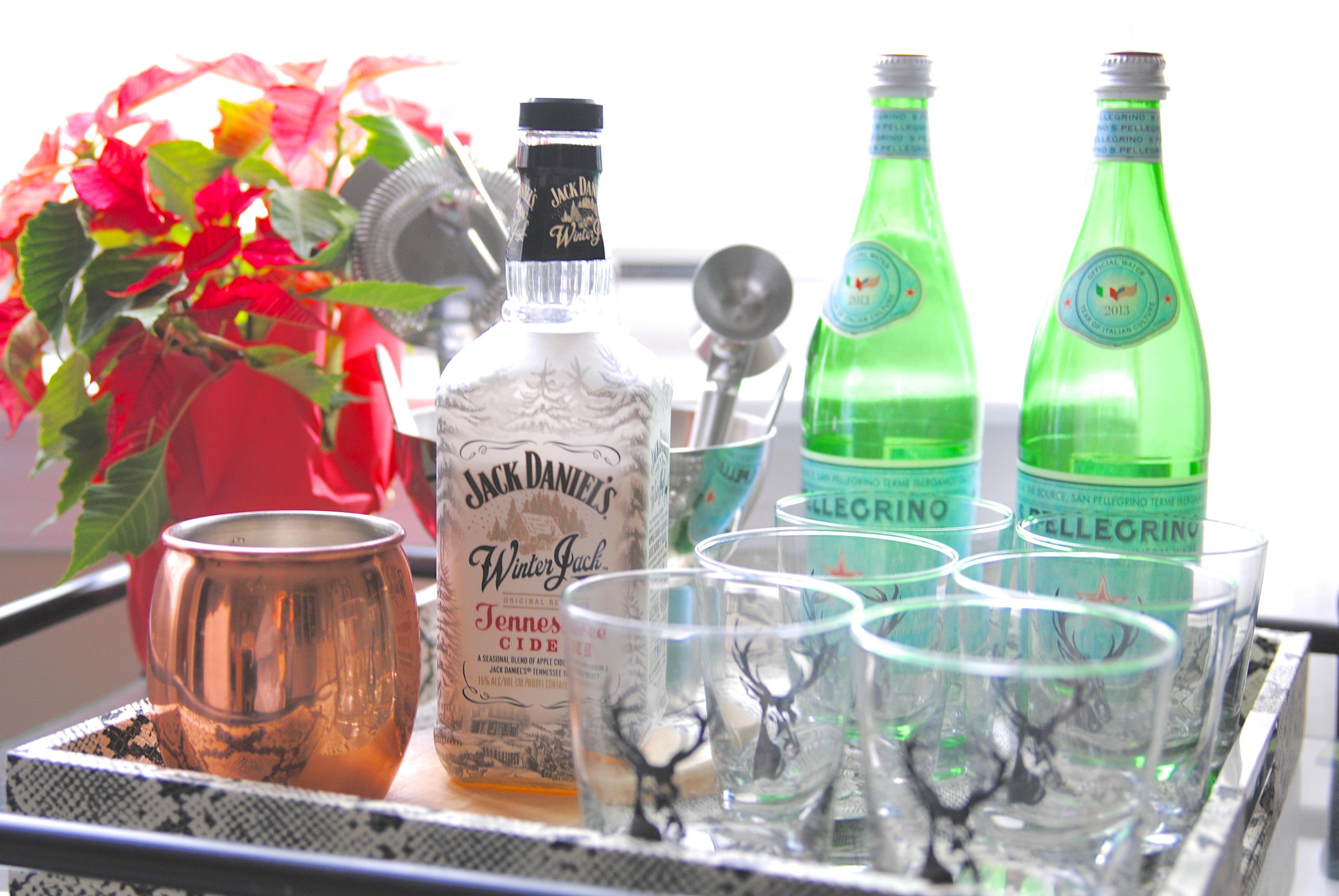 Christmas Home Tour {Holiday Decorating Ideas, Lemonade ...