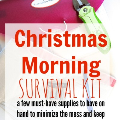 How We Drastically Changed Our Christmas Mornings {for the better}