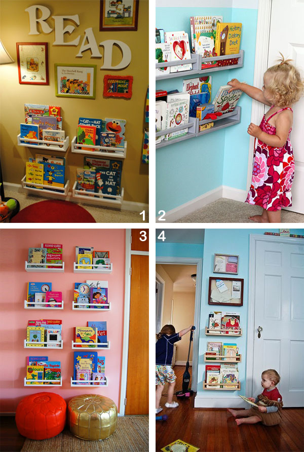25 Brilliant Ways to Organize Toys