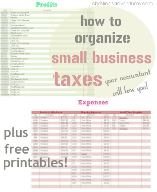 small business forms free