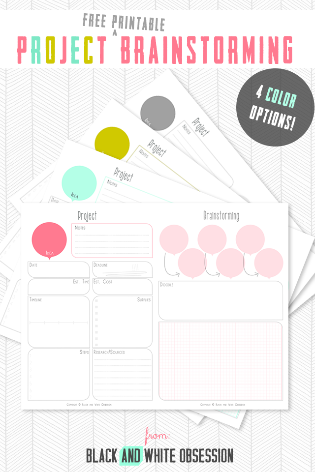 23 Free Printables To Organize Everything Making Lemonade