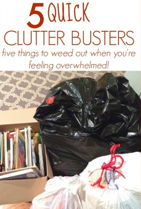 20 top organizing and decluttering tips to help you get organized this year!