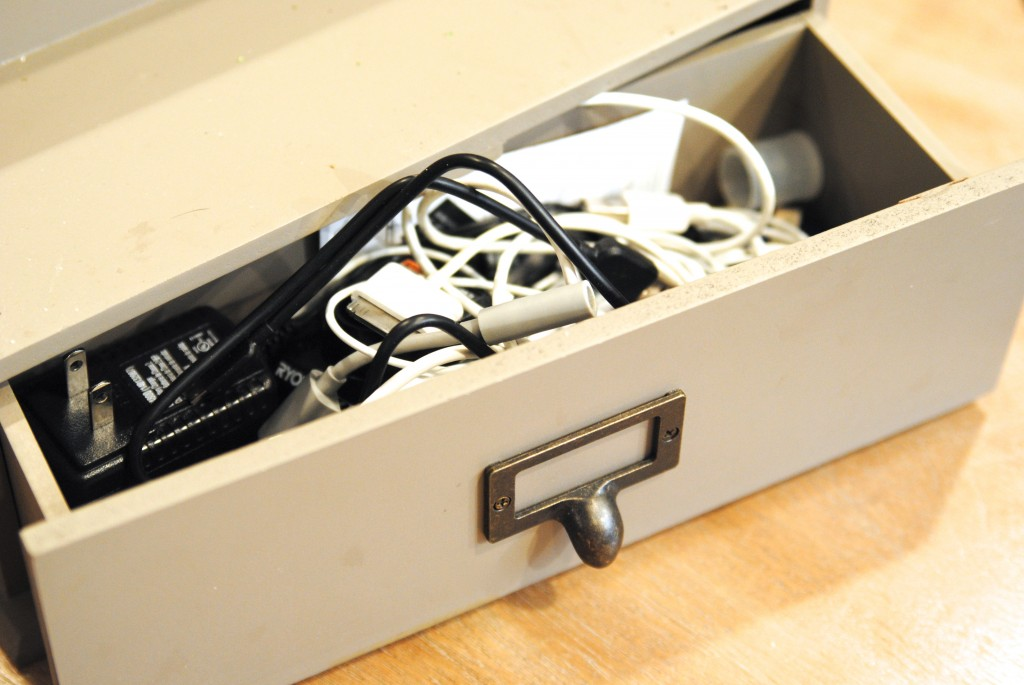 This neat trick will organize your wires and cords in seconds flat!
