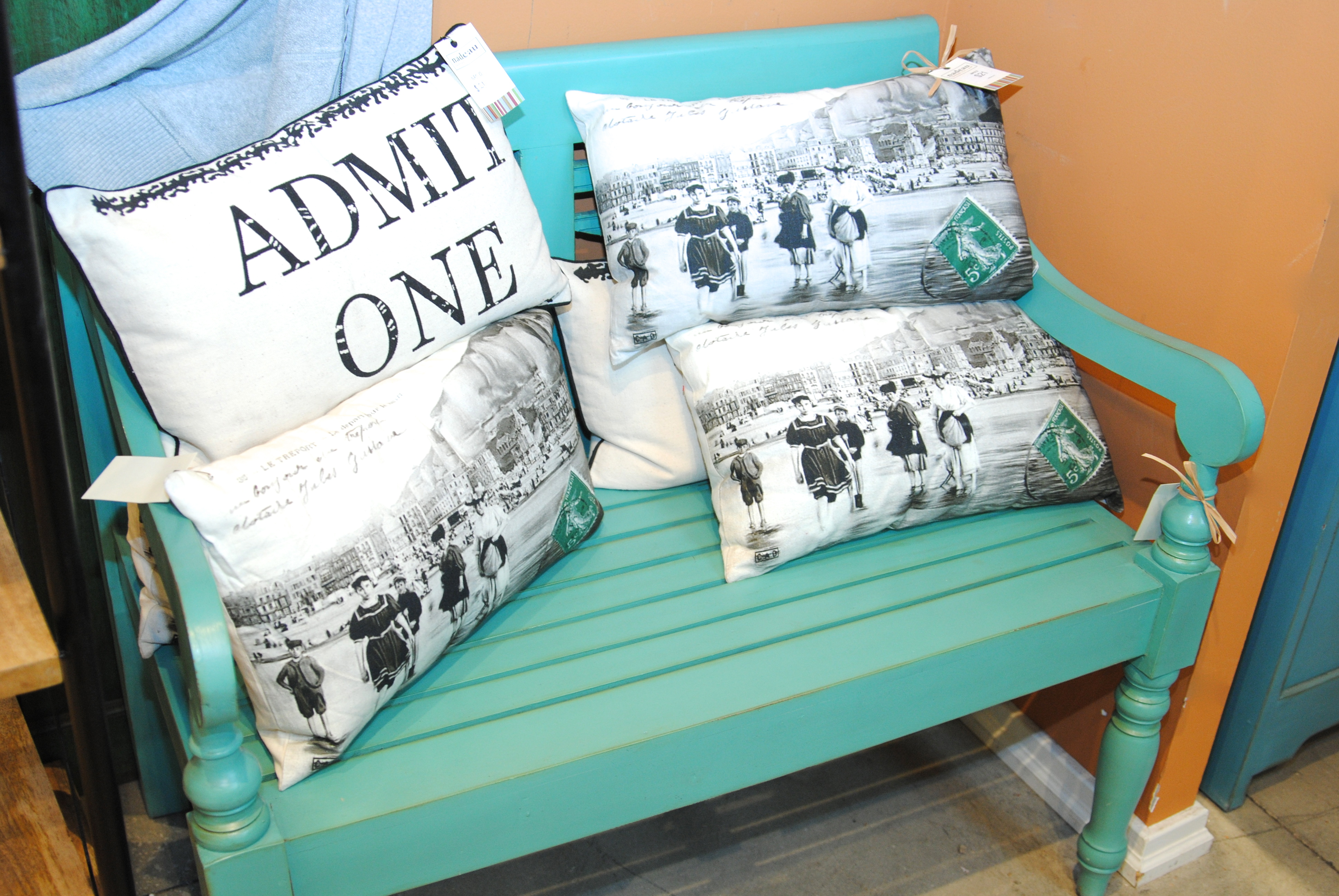 Scouting Unique, Handmade, And AFFORDABLE Furniture Finds At Nadeau! Come  Window Shopping And