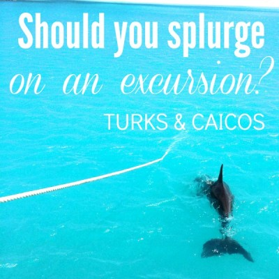 Should you Splurge on an Excursion? {Traveling with Kids}