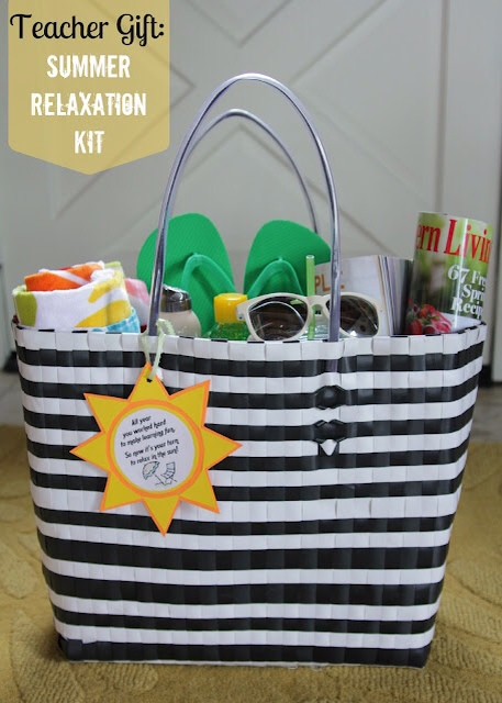 Cute tote bags for school cheap - 20 End Of Year Teacher Gifts That They Ll Use And Love Making