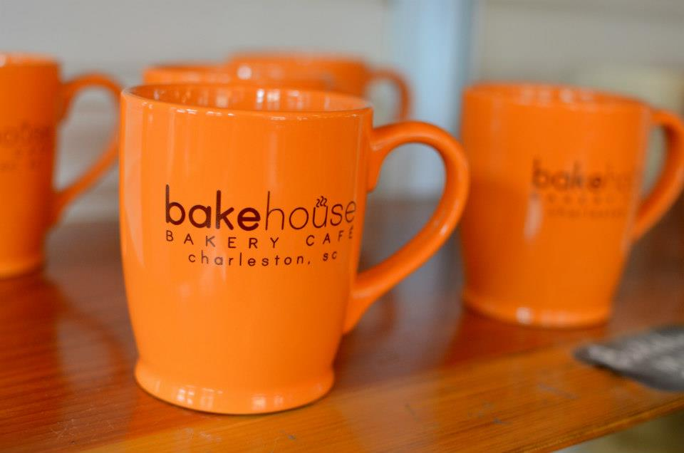 Mug from Bakehouse Bakery and Cafe