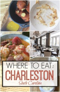 The best restaurants in Charleston, South Carolina-- known for it's incredible food and Low Country cooking, here's the 'must' list of where to eat and drink in Charleston, SC!