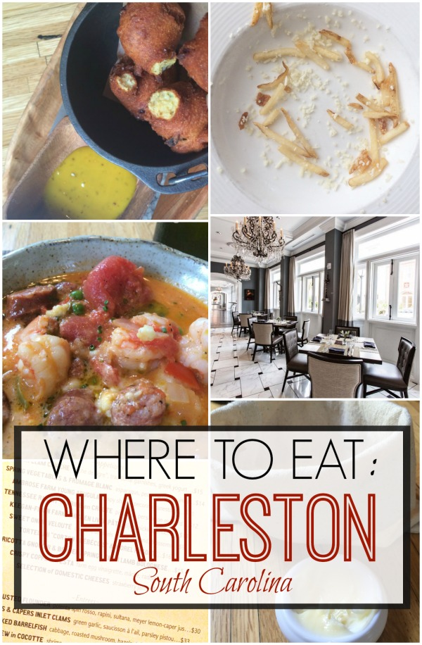 Best Restaurants in Charleston, SC