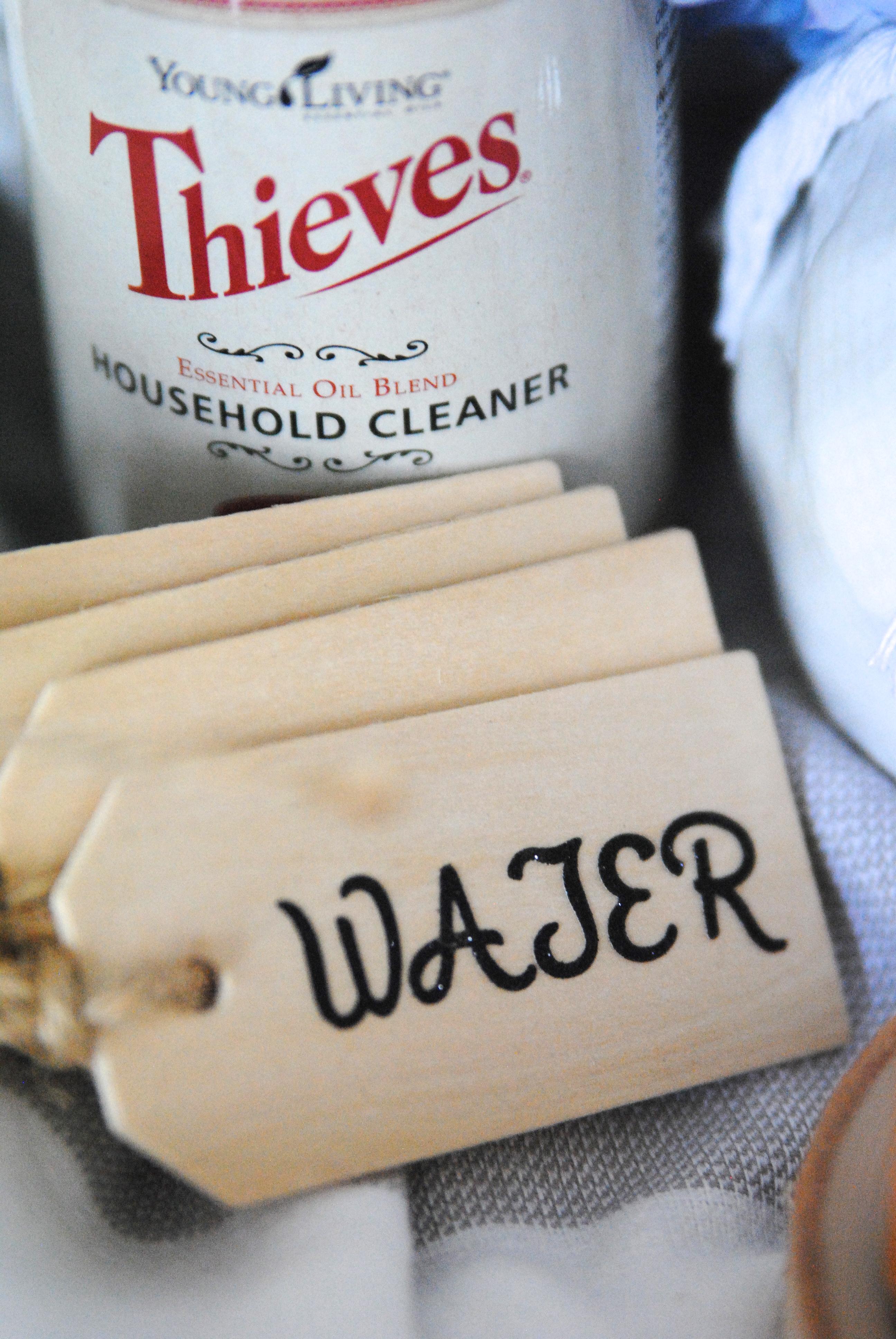 Essential Oils Housewarming Gift Basket Ideas | Making ...
